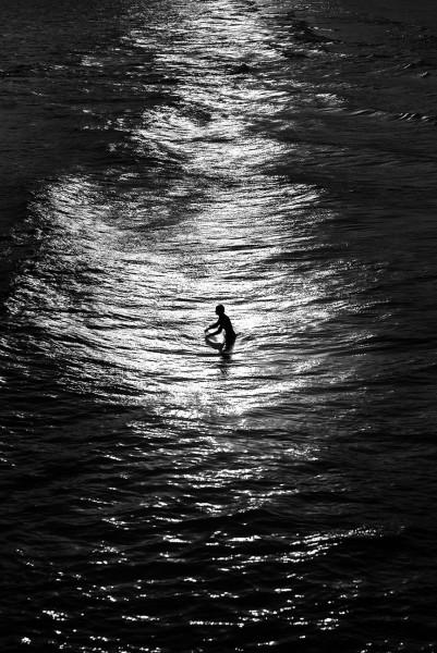 "Alan Schaller ""Surfer Spectogram"""