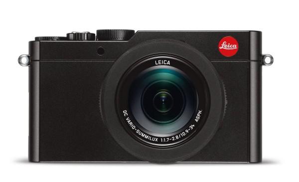 Leica D-LUX (Typ 109), Schwarz