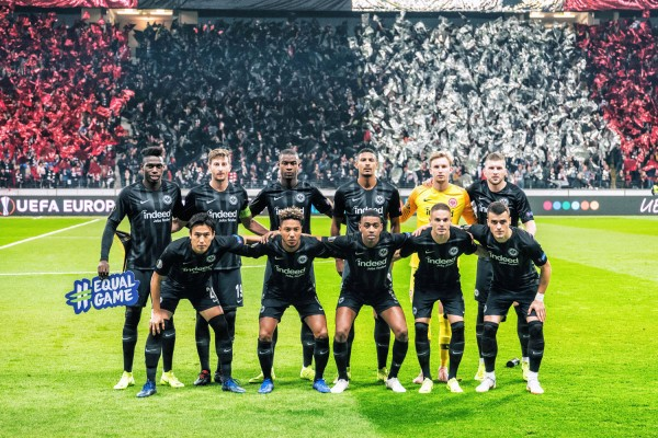 "Holger Sà ""The Team, Eintracht Frankfurt vs. Apollon Limassol"", Frankfurt, 2018"