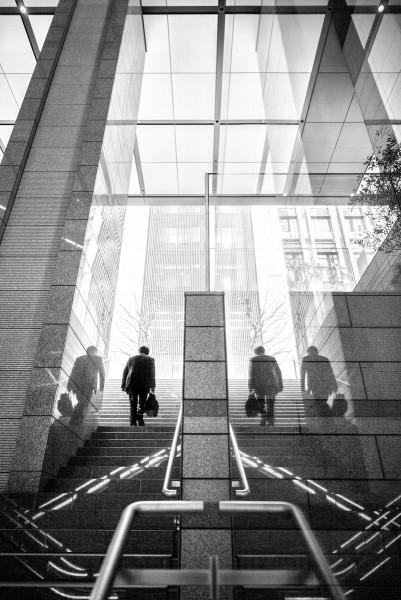 """Alan Schaller """"Tokyo Reflection"""""""