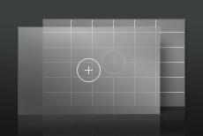 Leica Standart focusing screen S