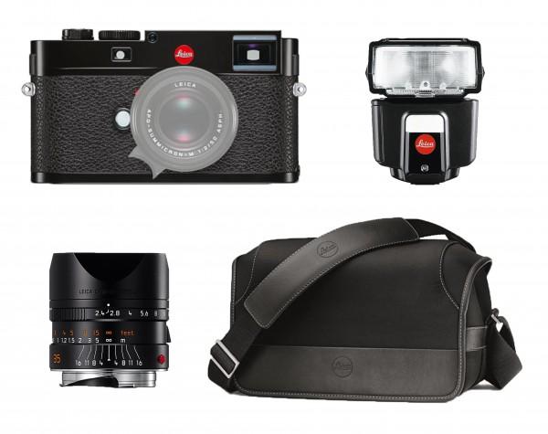 Leica M (Typ 262) Einsteiger-Set, Summarit 2,4/35mm