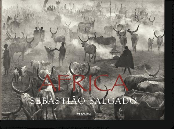"""Sebastião Salgado """"Africa"""""""