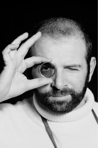 "Michael Friedel ""Frank Horvat, Fotograf"", Paris, Frankreich, 1968"