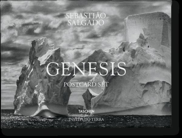 """Sebastião Salgado """"Genesis"""", Postkarten-Set"""