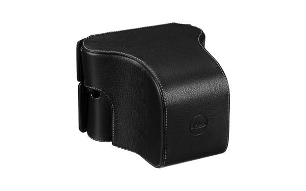 Leica Bereitschaftstasche M/M-P mit langem Vorderteil, Schwarz