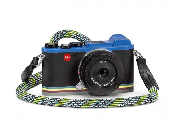 """Leica CL """"Edition Paul Smith"""""""