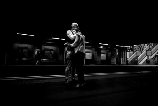 """Alan Schaller """"London Underground Moment"""""""