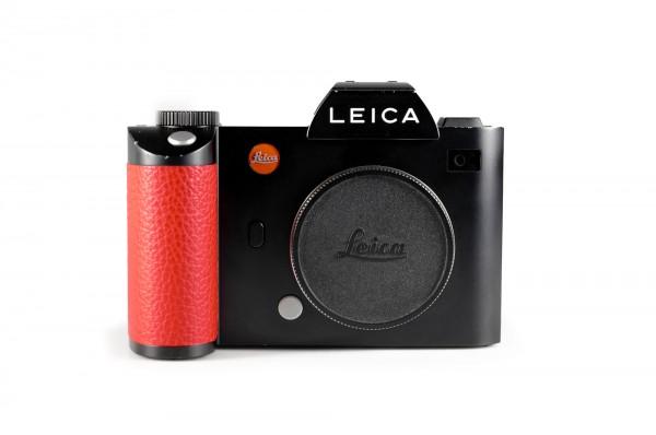 Leica SL (Typ 601) mit roter Belederung