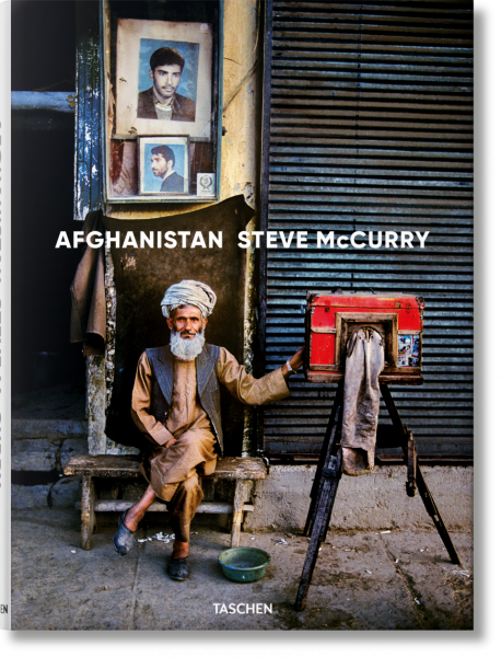 "Steve McCurry ""Afghanistan"""