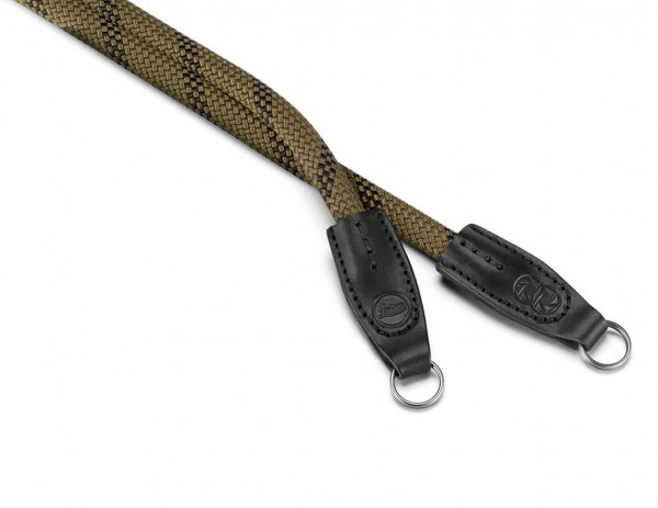 Leica Rope Strap designed by Cooph, 126 cm, olive