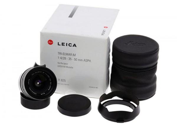 LEICA Tri - Elmar - M 4 / 28 - 35 - 50 ASPH.