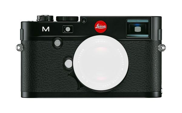Leica M (Typ 240) Schwarz lackiert