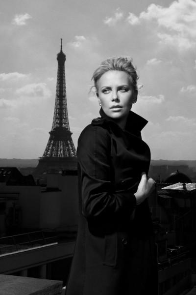 "Emanuele Scorcelletti ""Iron ladies, Charlize Theron"", Paris, Mai 2019"