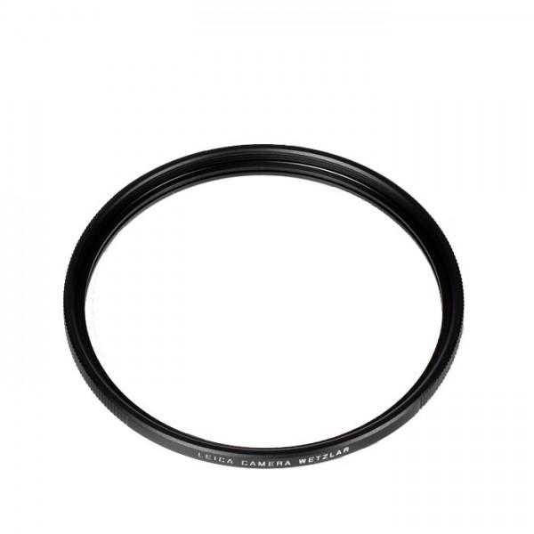 Filter UVa II, E52, schwarz