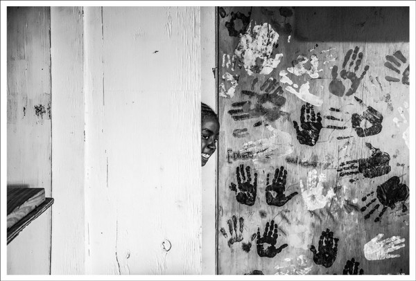 "Postkarte Ernst Leitz Museum ""Mathieu Bitton, Hidden treasure, Bahamas, 2015"""