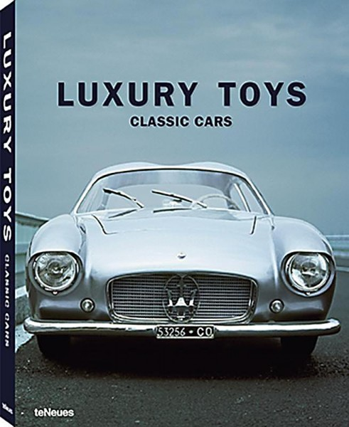"Paolo Tumminelli ""Luxury Toys Classic Cars"""