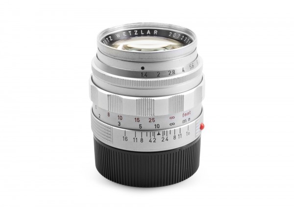 Leitz Summilux-M 1:1,4/50mm Version II