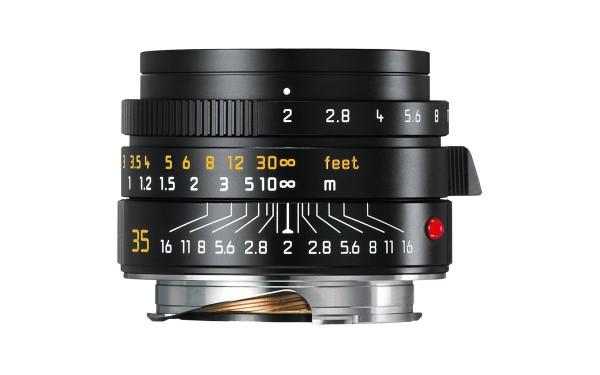 Leica SUMMICRON-M 1:2/35mm ASPH. Schwarz