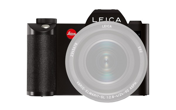Leica SL (Typ 601) schwarz, Gehäuse