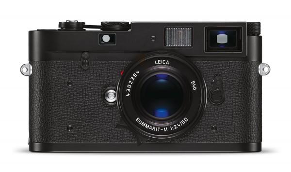 Leica M-A (Typ 127) Schwarz verchromt, Gehäuse