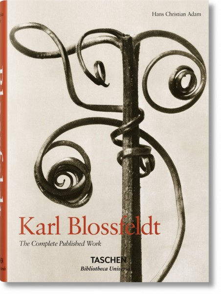 "Karl Blossfeldt ""The Complete Published Work"""