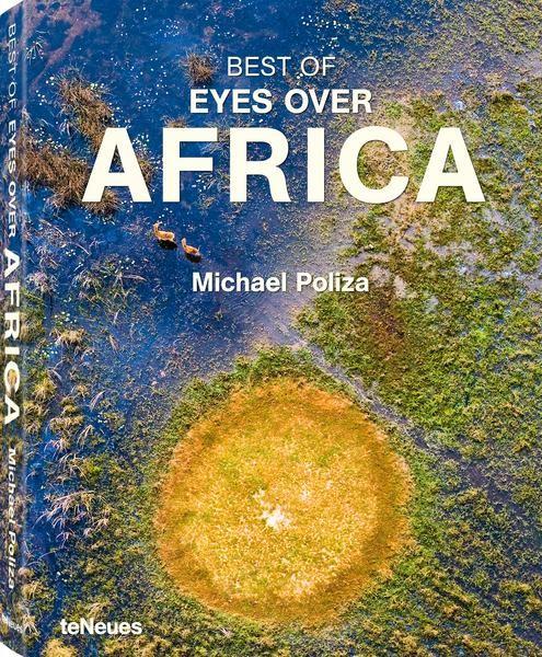 """Michael Poliza """"Eyes over Africa"""", kleine Ausgabe"""