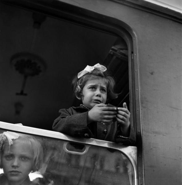 """Werner Bischof """"Ungarn, Budapest"""", 1947"""