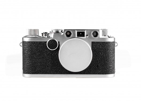 Leica IIf Red Dial, 1953-54