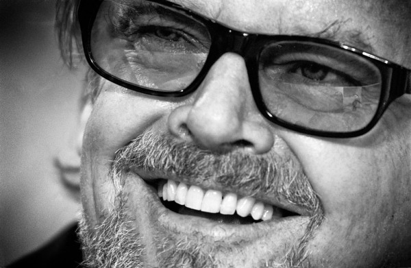 "Emanuele Scorcelletti ""The wolf, Jack Nicholson"", 55th Cannes Festival, Mai 2002"