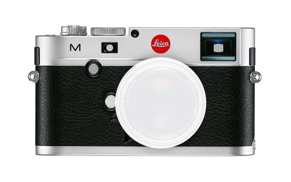 Leica M (Typ 240), silber verchromt