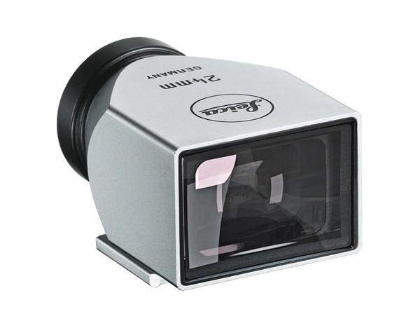Leica Sucher für 24 mm silbern