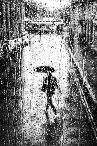 "Alan Schaller ""London Rain"""