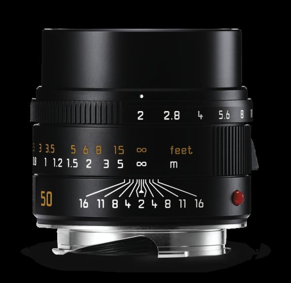 Leica APO-SUMMICRON-M 1:2/50 mm ASPH., schwarz eloxiert