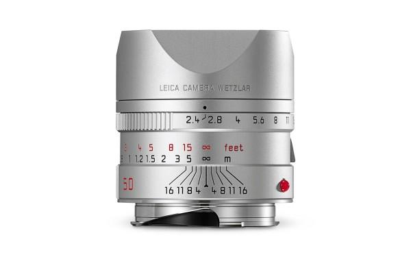 Leica SUMMARIT-M 1:2,4/50 mm Silbern