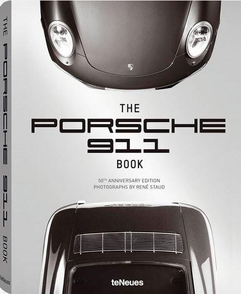 """René Staud """"The Porsche 911 Book"""" (Kleine Ausgabe)"""