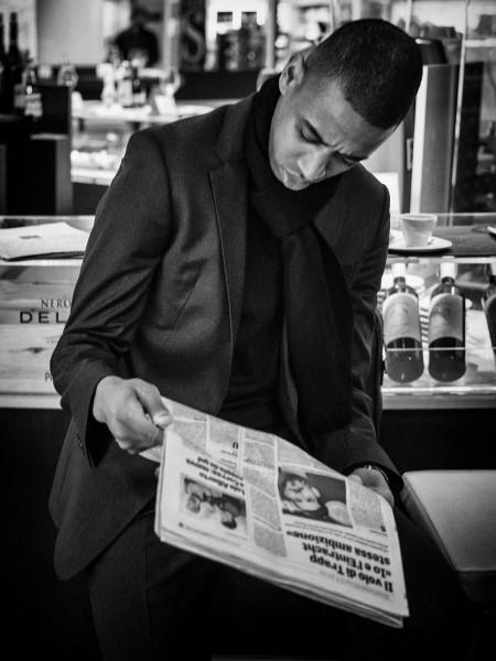 "Holger Sà ""Gelson Fernandes"", Rom Airport, 2018"