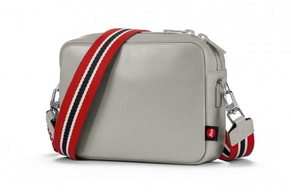 Handtasche Andrea C-Lux, Leder, cemento