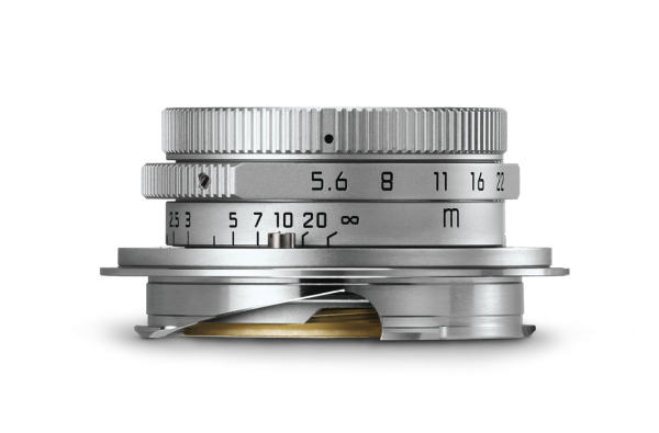 Leica Summaron-M 1:5,6/28mm, silbern verchromt