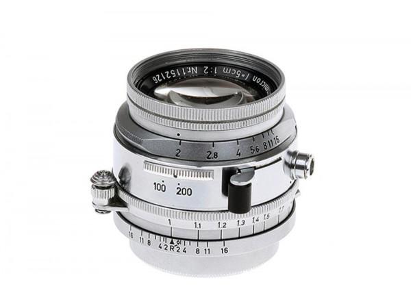 LEICA Compur - Summicron 2 / 5 cm