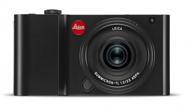 Leica TL, schwarz, Gehäuse