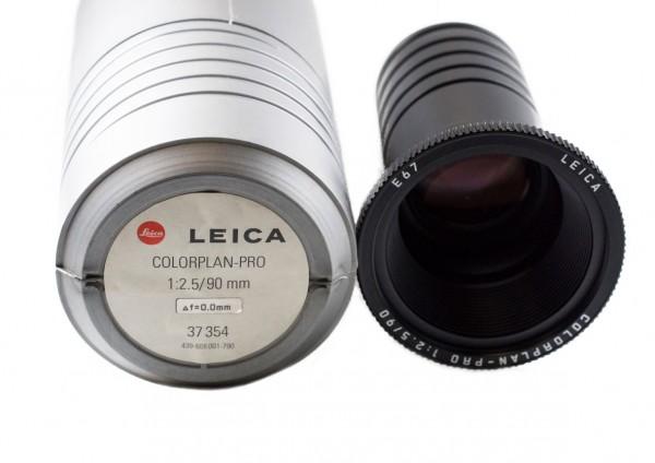 Leica Projektionsobjektiv, COLORPLAN-PRO 1:2,5/90mm