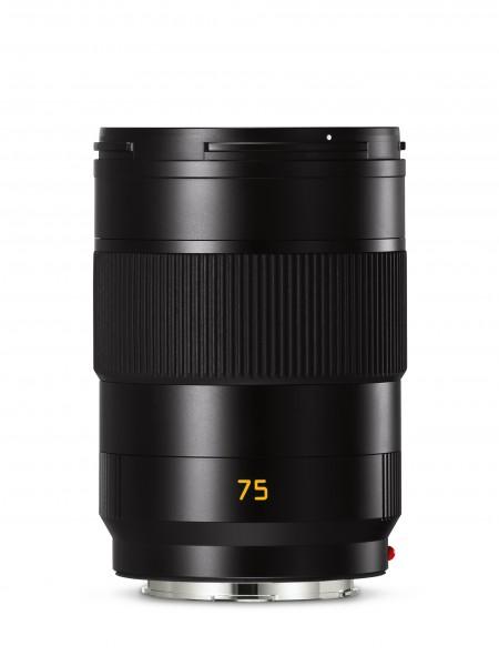 Leica APO-Summicron-SL 1:2/75mm ASPH., schwarz eloxiert