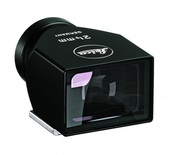 Leica Sucher für 24 mm schwarz