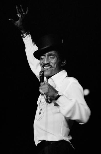 "Michael Friedel ""Sammy Davis jr., letztes Konzert"", Amsterdam, 1967"