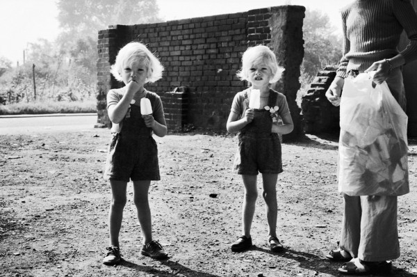 Régis Bossu ''Twin sisters in the Ruhr area'', 1976