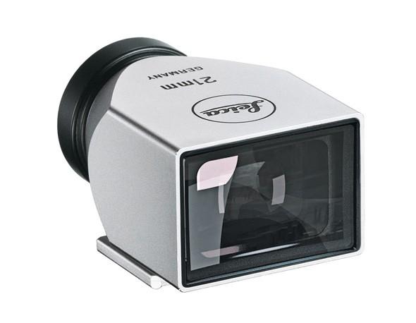 Leica Sucher für 21 mm silbern