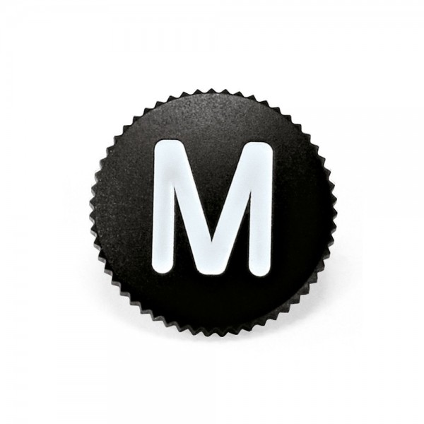 "Soft Release Button ""M"", 8mm"