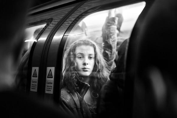 """Alan Schaller """"London Underground"""""""