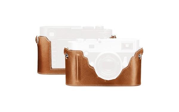 Leica Kamera-Protektor M/M-P, Cognac